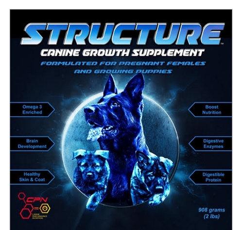 CPN Structure (4lbs)