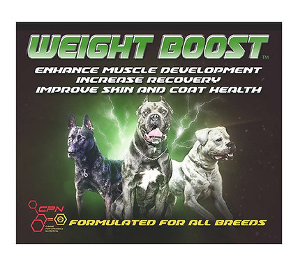 CPN weight boost (2lb)