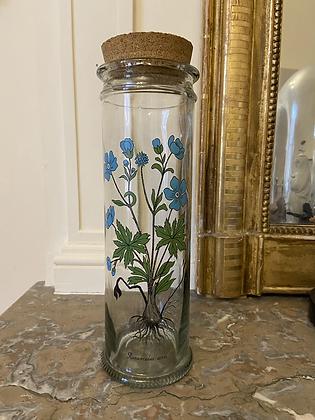 Pot vintage herboristerie #3