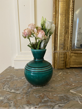 Vase art déco Verceram