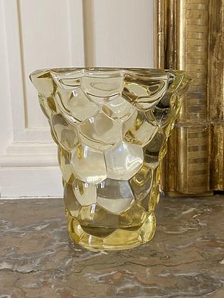 Vase art deco écaille Pierre d'AVESN