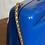 Thumbnail: Sac bleu électrique en plastique rigide