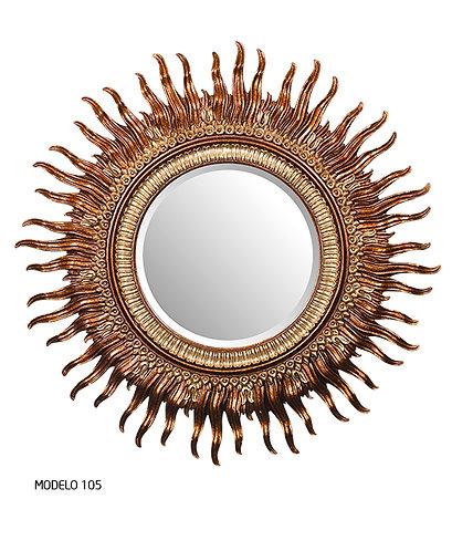 Round Mirror Model 105
