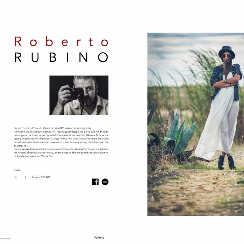 Roberto Rubino on Human People Magaz
