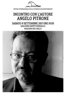 Marenostrum, il 9 settembre conversazione con Angelo Pitrone di Dario Orphée La Mendola