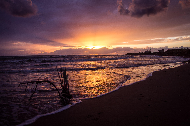 tramonto - bagliori