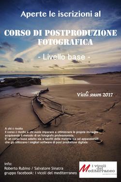 Corso di Post-Produzione Fotografica