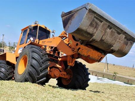 Сельхозтехника в Крыму обновится на 228 единиц
