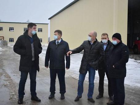 В 2021 году в Рязанской области будет новый элеватор