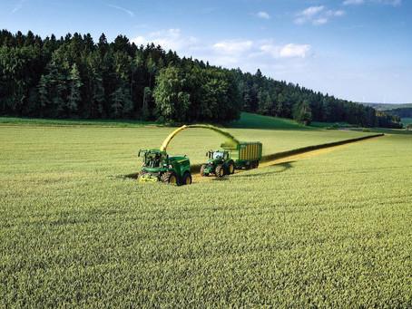 Животноводческие хозяйства Нижегородской области перевыполнили план по заготовке кормов