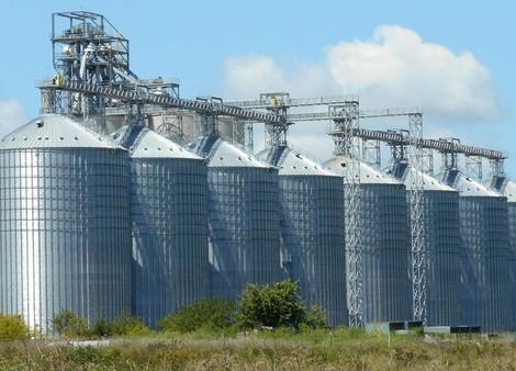 130 тысяч тонн зерна - заработал крупнейший элеватор в Нижегородской области