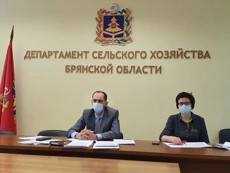 Планы АПК Брянской области на урожай 2021 – не менее 2,3 млн тонн