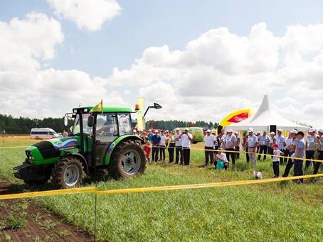 Ключевое событие сельскохозяйственной отрасли - Международная агропромышленная выставка «АГРОВОЛГА 2