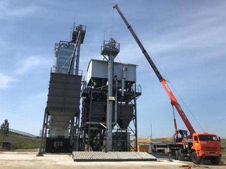 Новые зерносушильные комплексы в Татарстане будут готовы к уборке урожая