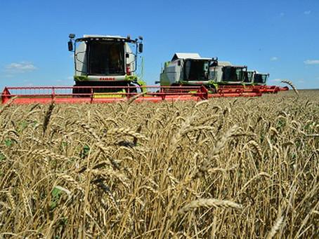 Аграрии Томской области выполнили план уборочной кампании почти на 86%