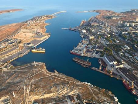 Порты Крыма станут отправной точкой зерна в Африку, Ближний Восток и Европу