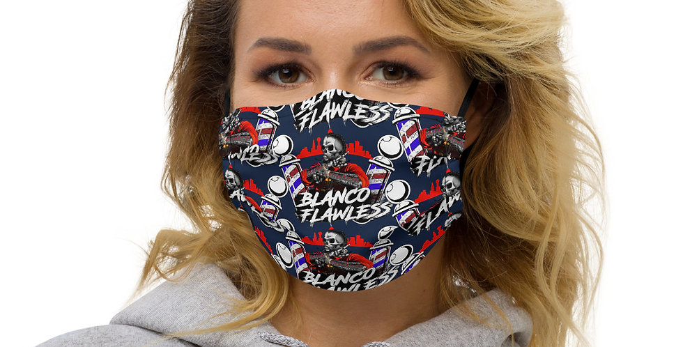 Face mask Csr Logo