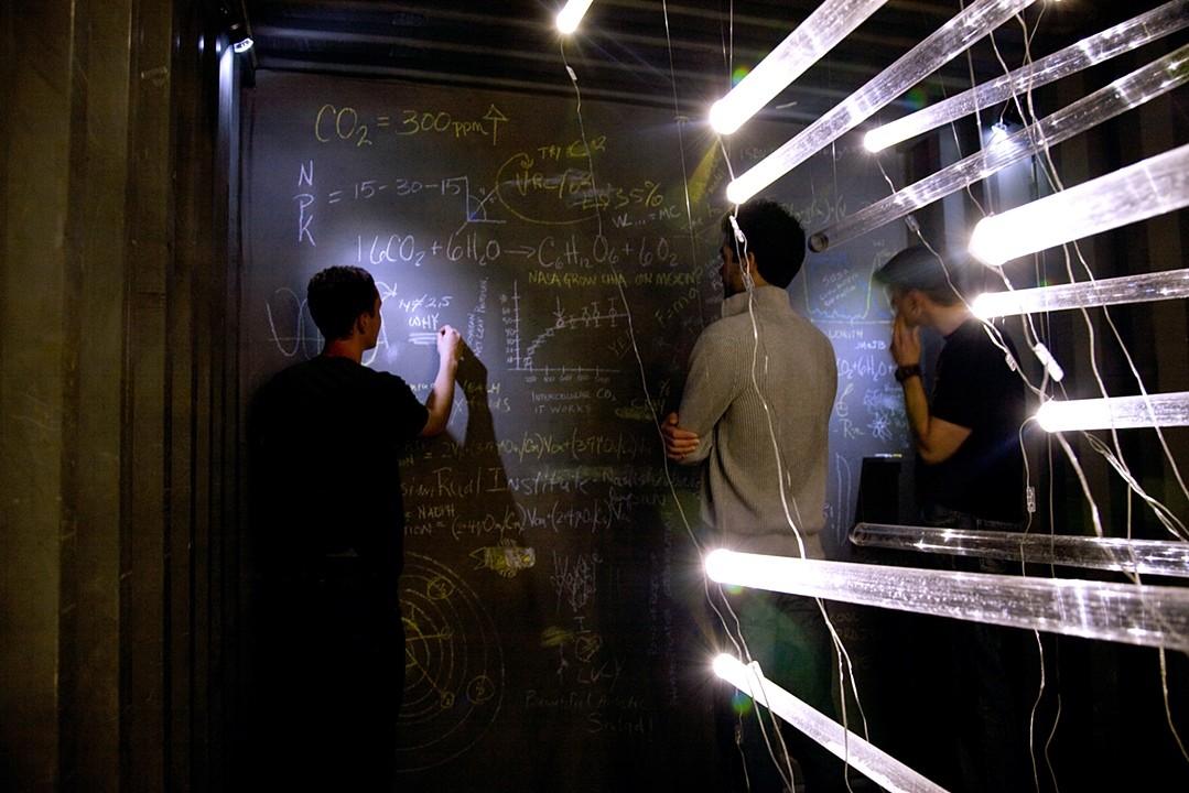 GRO Lab 2009