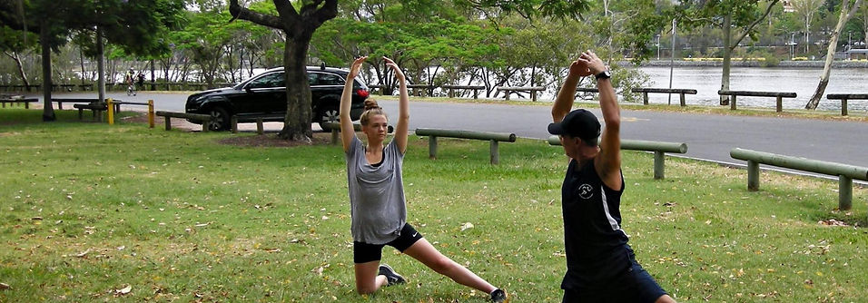 Personal Training with James & Nicole | Amore Fitness