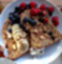 A Simple Fruitilicious Breakfast Idea Healthy Recipe