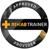 Kim Baram is an approved Rehab Trainer provider