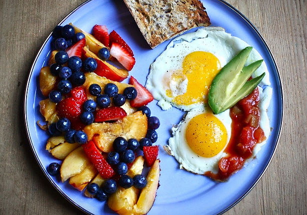 A Healthy Breakfast Combination Recipe