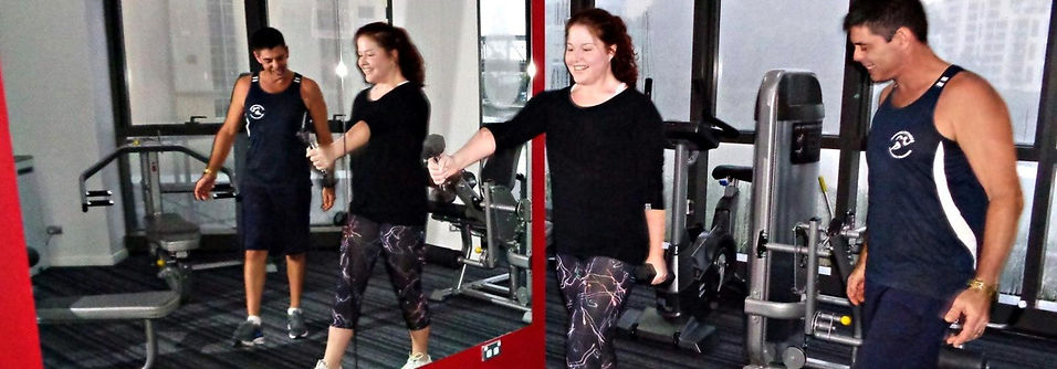 Personal Training with Anna | Amore Fitness