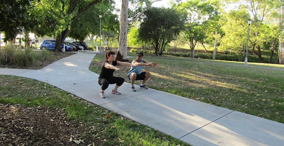 Personal Trainer Eight Mile Plains | Amore Fitness