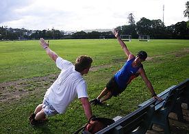 Personal Training Brisbane - Kim Baram | Amore Fitness