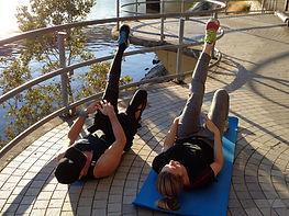 Personal Trainer Brisbane - Kim Baram