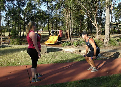 Personal Training with Dee | Amore Fitness