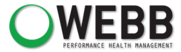 Amore Fitness corporate client - Webb Performance