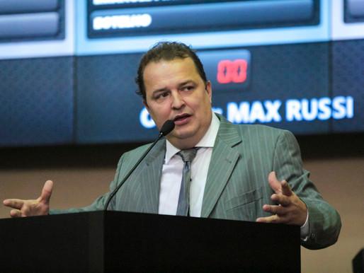 Projeto de lei de Max Russi declara de utilidade pública Associação Atlética Cuiabá Arsenal