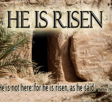 The resurrection of Yehoshua - Mark 16