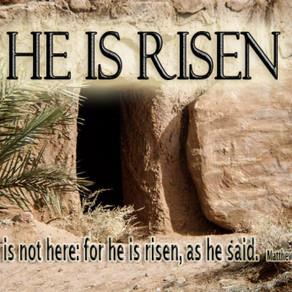 The resurrection of Yehoshua - Mark 16