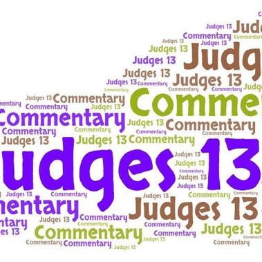 Judges 16 : Roeh Frank