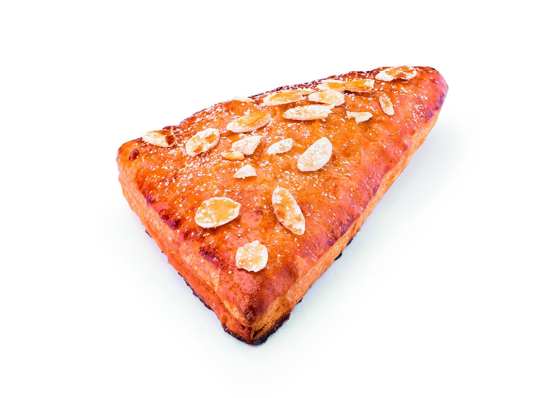 Almond triangle