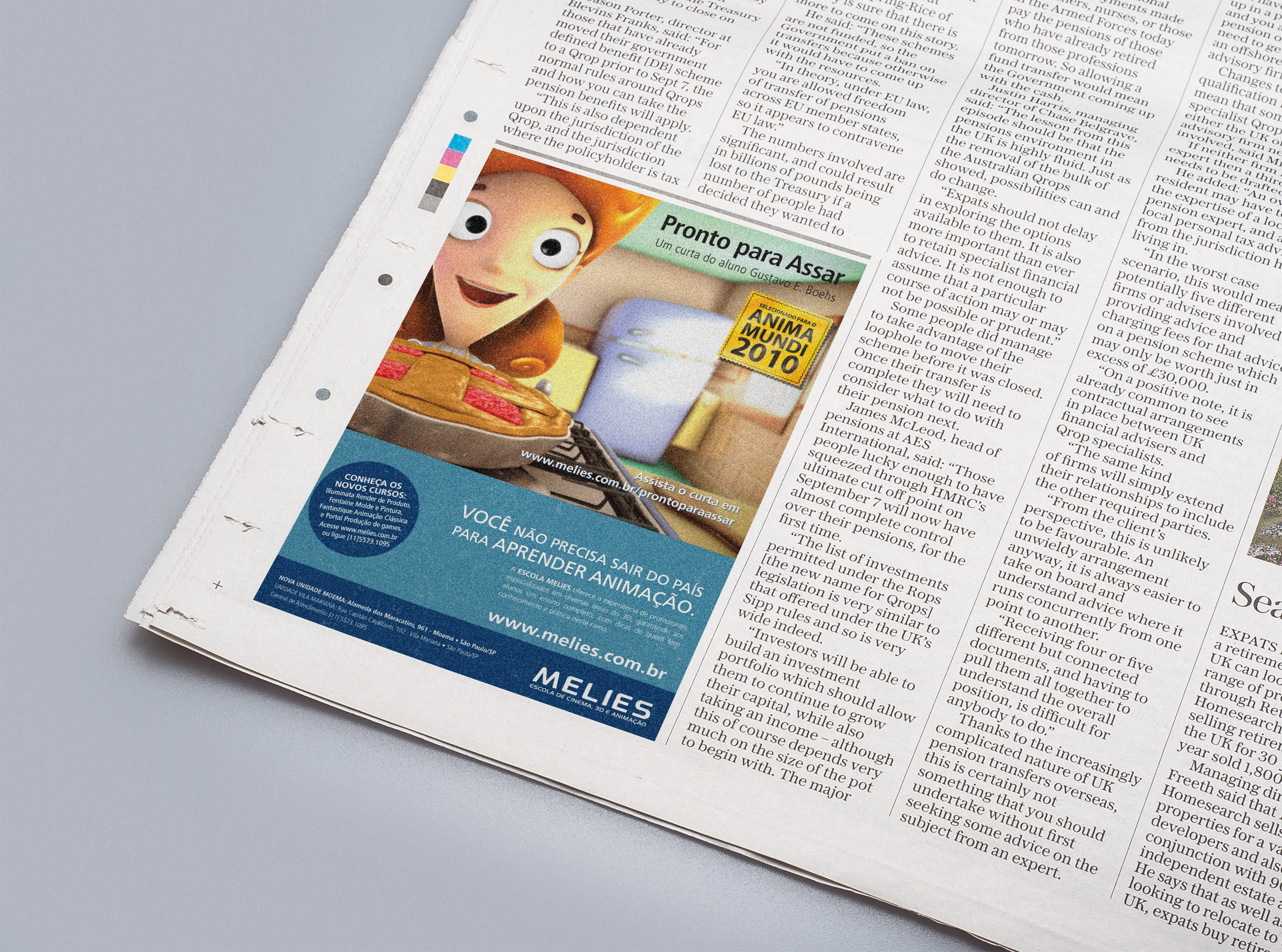 Newspaper Adv