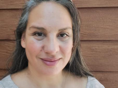 Entrevista a Fernanda Corzo sobre el nuevo libro audiovisual de Ediciones Casa del Poeta