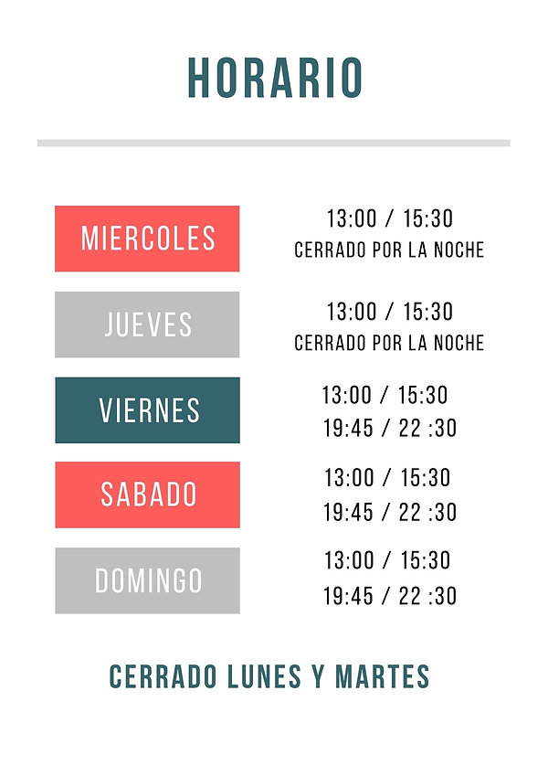 Teal, Red, & White Simple Chore Chart Pl