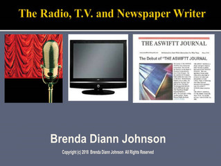 The Radio, T.V. and Newspaper Writer