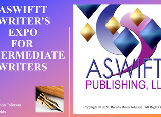 ASWIFTT Writer's Expo For Intermediate Writers