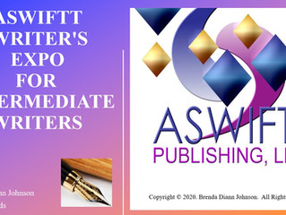ASWIFTT Writer's Expo For Intermediate Writers