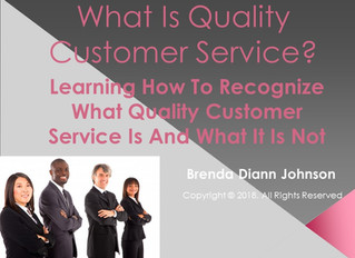What Is Quality Customer Service?