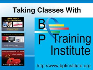 B. P. Training Institute To Launch Radio Broadcast October 2016