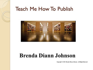 Teach Me How To Publish