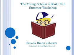 The_Young_Scholar's_Book_Club_Summer_Workshop