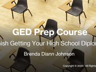 GED Prep Course