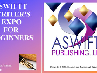 ASWIFTT Writer's Expo For Beginners
