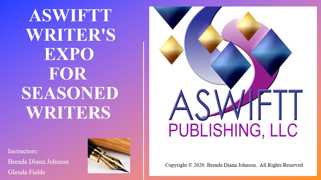 ASWIFTT Writers Expo Seasoned